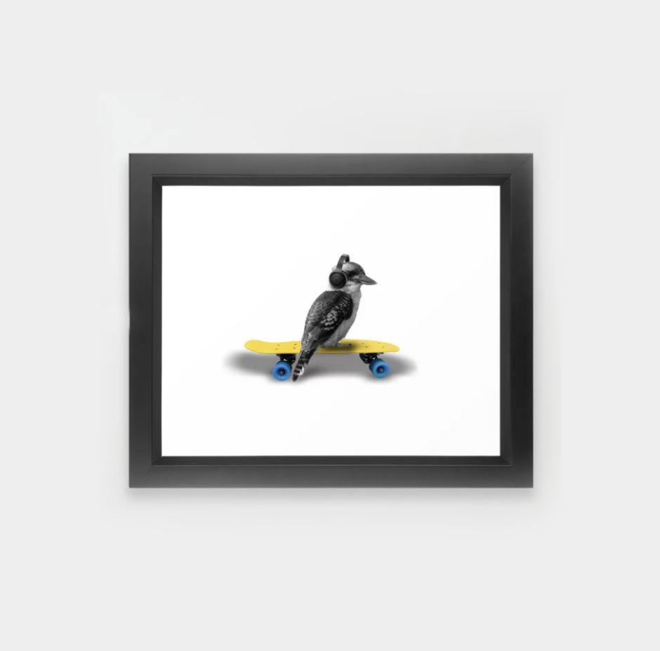 kookaburra Artwork