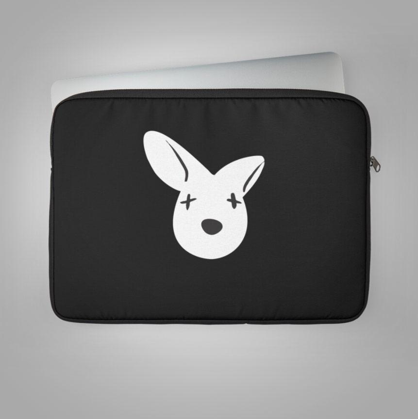 Laptop bag white kangaroo