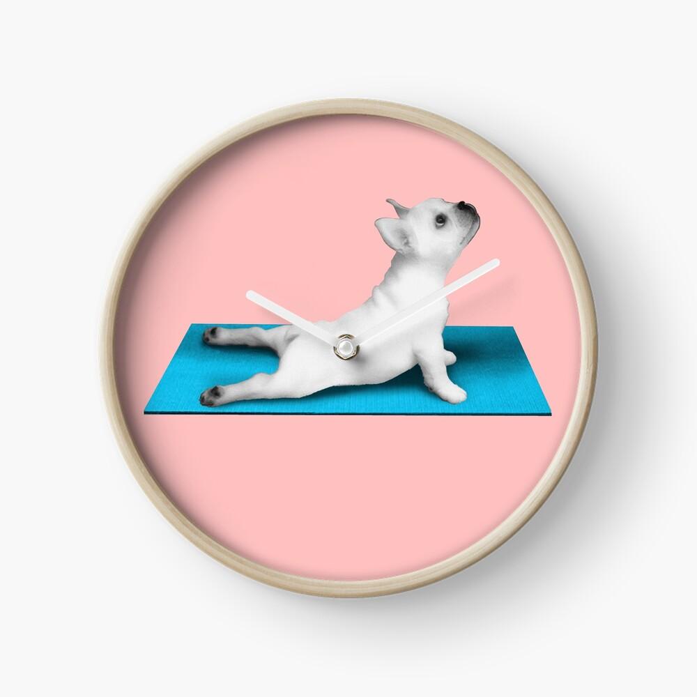 yoga koala clock